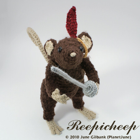 Reepicheep by planetjune