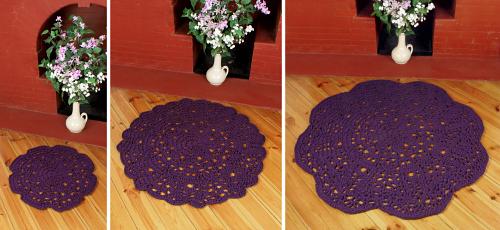 Blog Planetjune By June Gilbank Extreme Crochet Giant Rug
