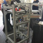huge locally-built 3D printers