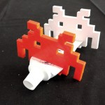 space invader toothpaste squeezer!