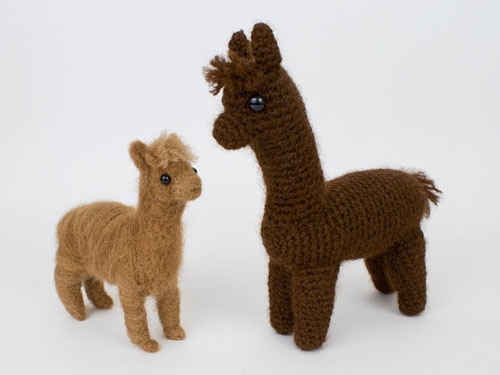 Alpaca Crochet Amigurumi : U planetjune by june gilbank sculpting in crochet and other