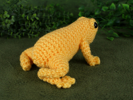 Crochet Patterns Frogs | Free Crochet Patterns