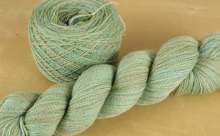 baby alpaca laceweight yarn