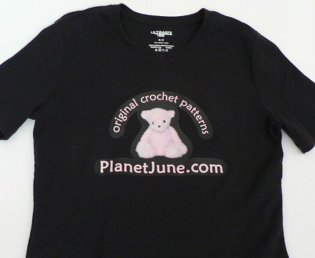 Blog planetjune by june gilbank custom t shirt for Custom t shirts mississauga