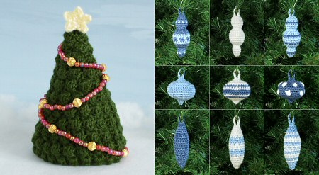 PlanetJune Christmas crochet patterns