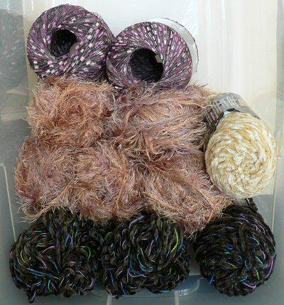 Amigurumi Yarn Michaels : Blog PlanetJune by June Gilbank wip: lightweight scarf
