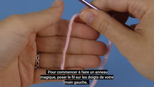 PlanetJune crochet video tutorials on YouTube - auto-translate captions into any language