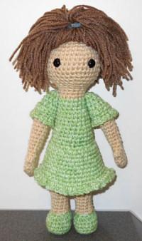 Monica's amigurumi dolls
