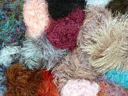 Blog Planetjune By June Gilbank Fuzzy Yarn Tips