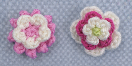 posy blossoms crochet pattern by planetjune