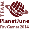 Team PlanetJune - Ravellenic Games 2014