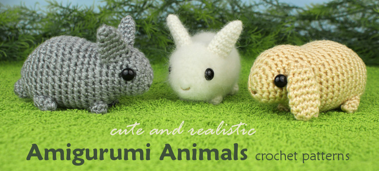 PlanetJune Amigurumi Animals crochet patterns