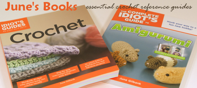 Crochet Books by June Gilbank