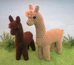 Amigurumi Alpaca : Alpaca amigurumi crochet pattern : PlanetJune Shop, cute ...