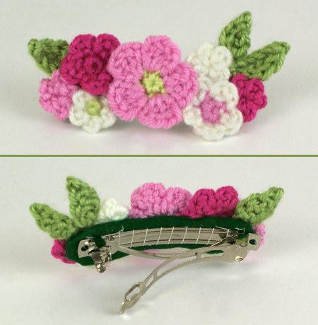 Crocheted Embellishments Donationware Craft Tutorial Planetjune