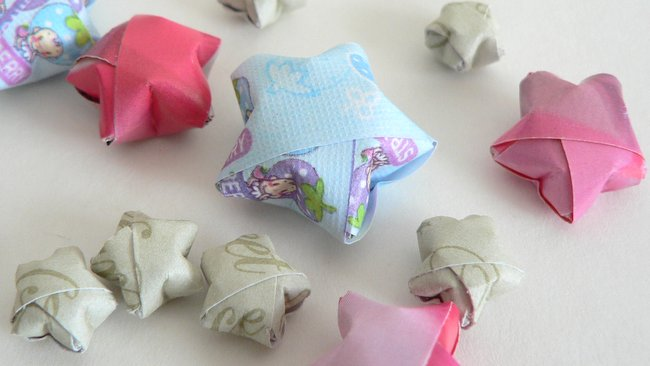Origami Wishing Star | 366x650