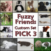 Free Amigurumi Patterns by Sir Purl Grey | Crochet patterns and ... | 200x200