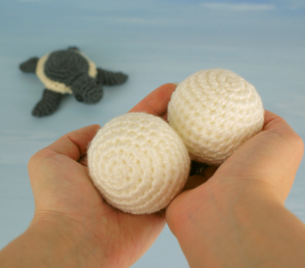 Baby Sea Turtle Collection: THREE amigurumi crochet patterns - Click Image to Close