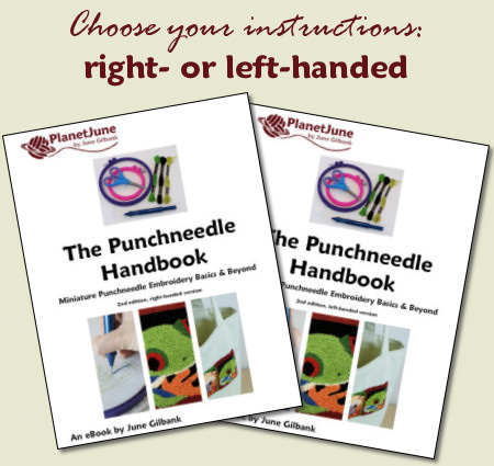 The Punchneedle Handbook by PlanetJune