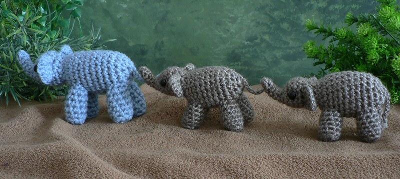 Crochet (or Knit!) an Elephant Toy - amiguru.me   359x800
